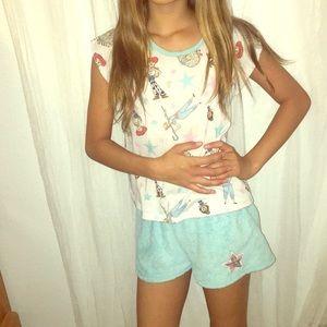 Toy story pajama set